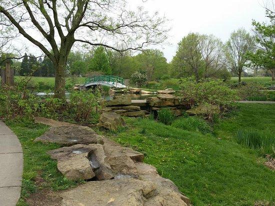 Kettering, โอไฮโอ: Cox Arboretum MetroPark
