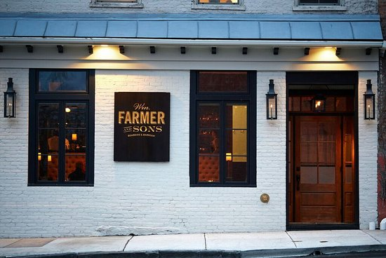Wm Farmer and Sons Boarding & Barroom