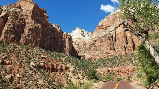 Zion Canyon Scenic Drive: 20160720_161834_large.jpg
