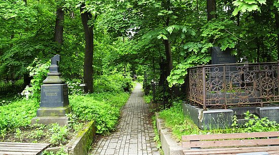 Smolensky Cemetery