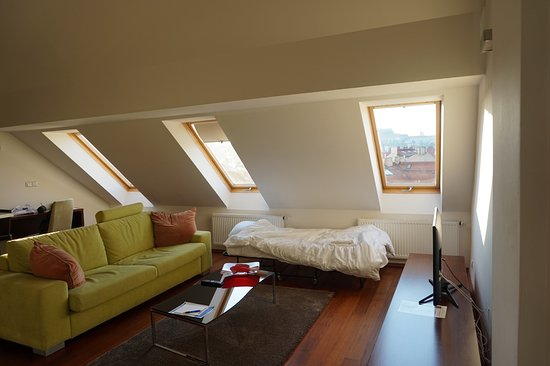 Prague City Apartments Residence Karolina Photo