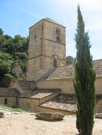 Mornas, Francia: la chapelle vue du parking