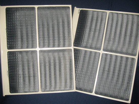 Anderson, SC: dirty air filters