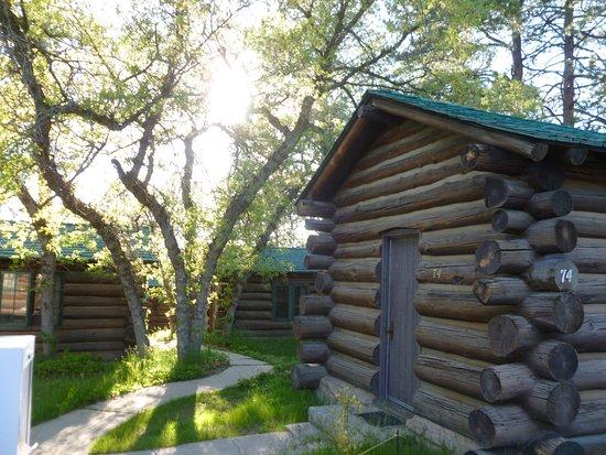 Grand Canyon Lodge - North Rim: Pioneer Cabins