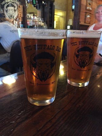 The Buffalo Bar: Great place to sample beer made in Montana