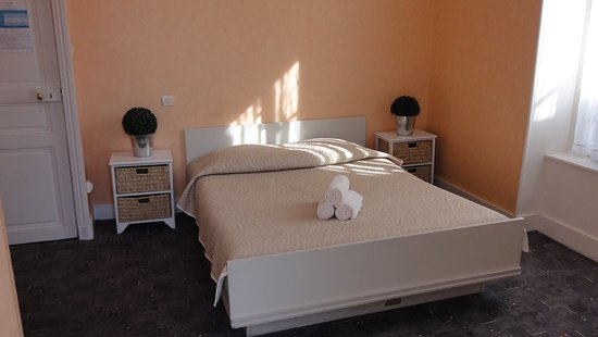 Royat, France : Chambre