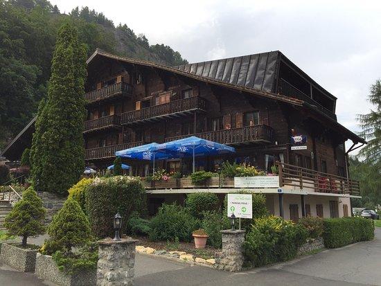 Salvan, Suiza: Hotel Aux Mille Etoiles