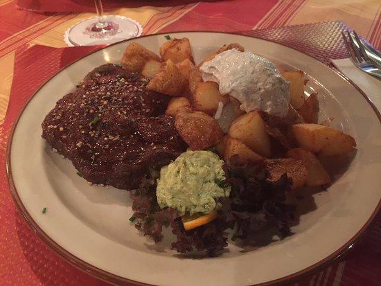 Steakhaus zur Waffenschmiede : Excellent!