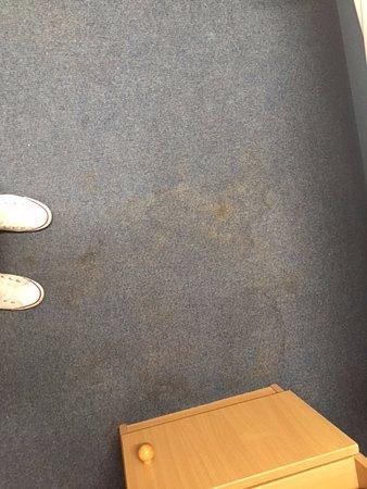University Of Chichester Bed & Breakfast: Bedroom floor