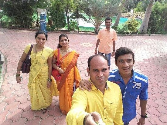 Dhar, India: Woodie Resort