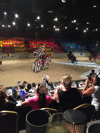 Medieval Times : Our Knight