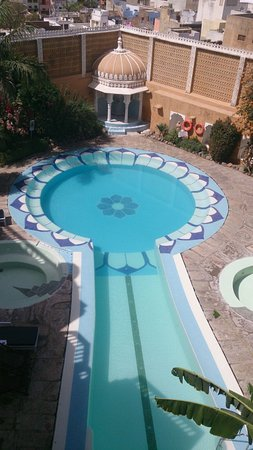 Großer Pool großer pool picture of deogarh mahal rajsamand tripadvisor