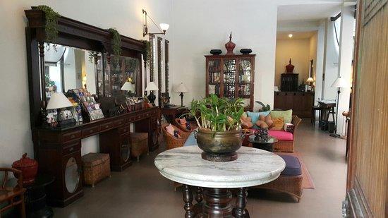 Baan Klang Wiang: 班巴生元酒店
