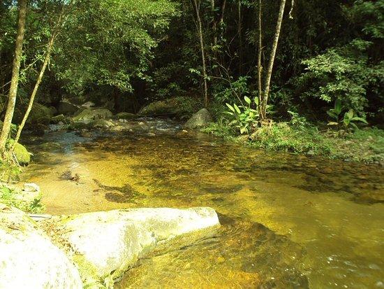 Pousada das Cachoeiras: Cachoeira