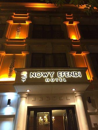 "Nowy Efendi Otel   ""Special Class"": Nowy Efendi Hotel ""Special Class"""