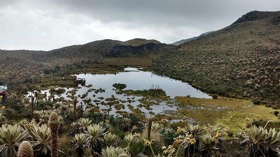 Pacho, Colombia: Lagguna de las Tapias