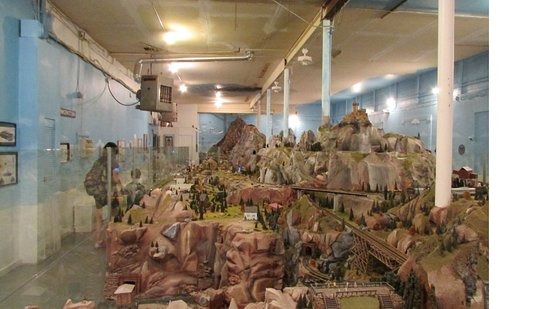 Roads and Rails Museum Photo