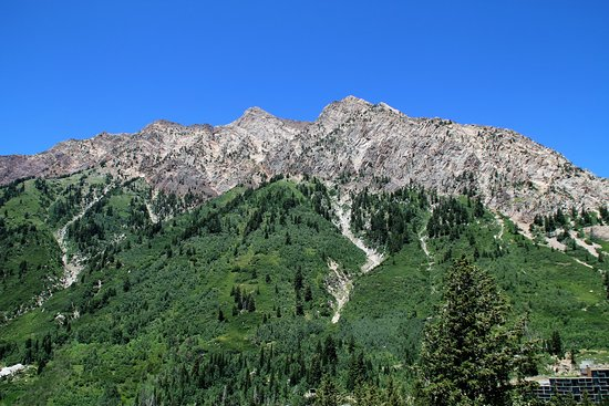 Snowbird, UT: Wasatch Mountains