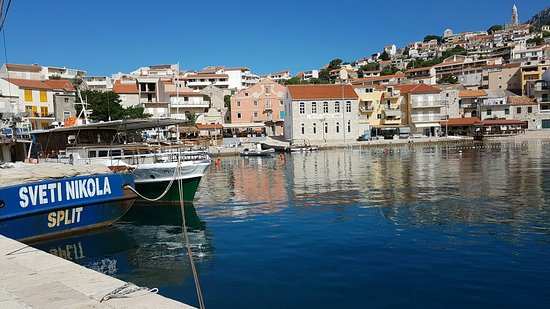 Igrane, Kroasia: 20160621_092229_large.jpg