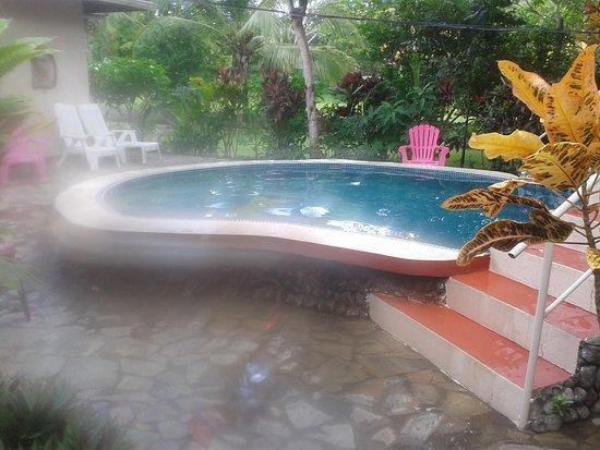 Playa Hermosa, Kosta Rika: Swiming pool