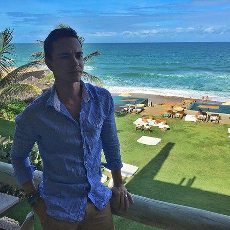 Kenoa - Exclusive Beach Spa & Resort: Vista do restaurante