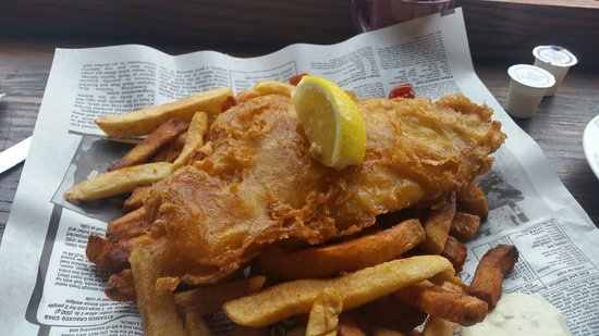 Water St. Fish & Chips : 20160726_132332_large.jpg