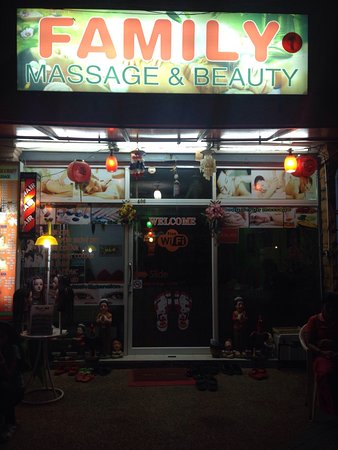 Family Massage and Beauty