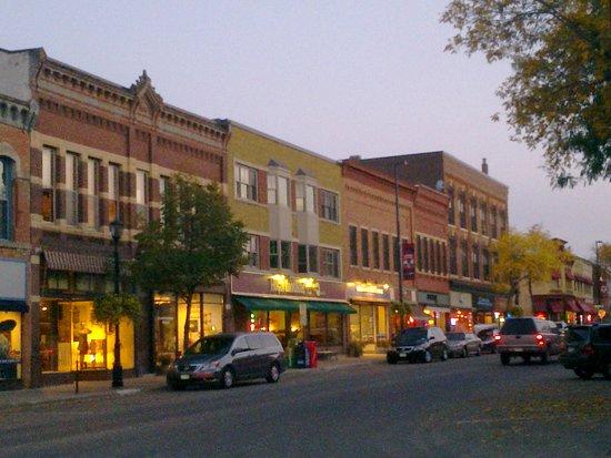 Downtown Northfield