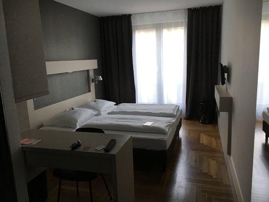 Hotel AMANO: Room view