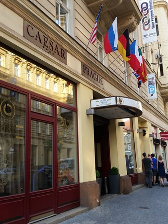 Hotel Caesar Prague Photo