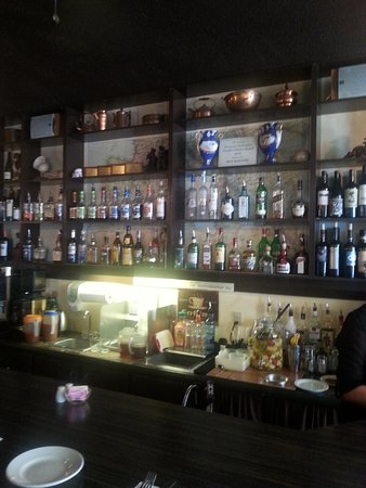 Ports of Call: Full Bar at the bistro