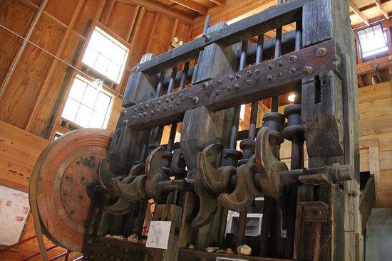 Placerville, كاليفورنيا: Stamp Mill