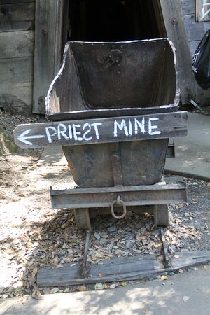 Placerville, Kaliforniya: Ore Cart