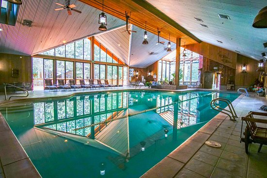 Double Eagle Resort And Spa: Indoor Pool