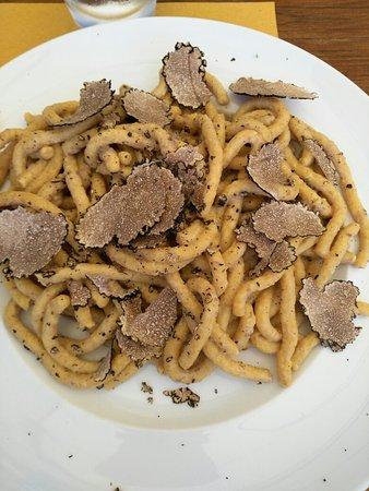San Leo, Italia: Solo alla vista di questi piatti potete immaginare la bontà e la qualità dei  prodotti utilizzat