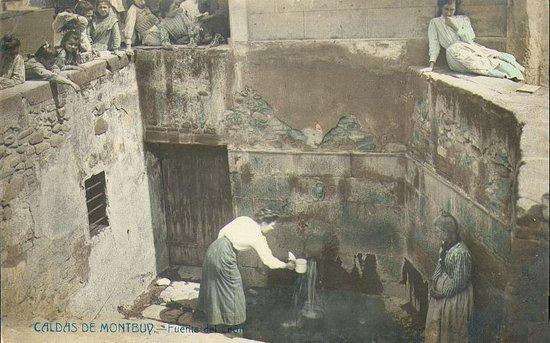 Caldes de Montbui, España: Año 1911