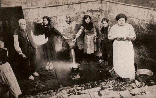 Caldes de Montbui, España: Año 1913