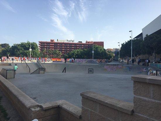 Skatepark de Fuengirola