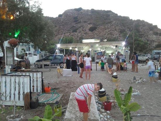 Archangelos, Griekenland: Taverna Limnioni