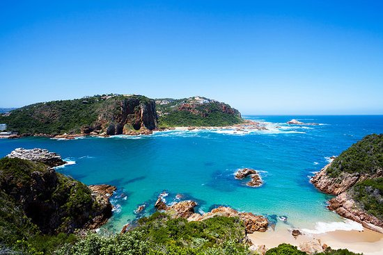 George, South Africa: Knysna Heads, what a view