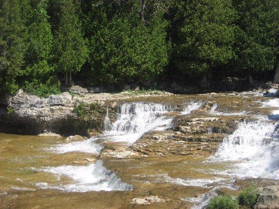 Durham, Canada: Downstream