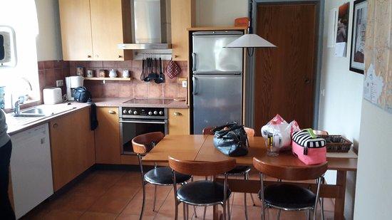 Egilsstadir, أيسلندا: Кухня