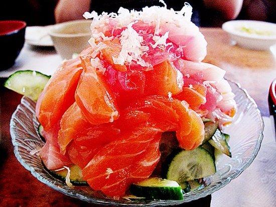 Taiko: Sushi Salad