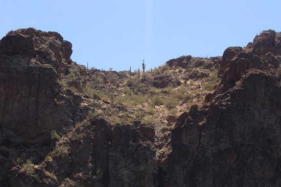 Mesa, AZ: some of the beautiful scenery