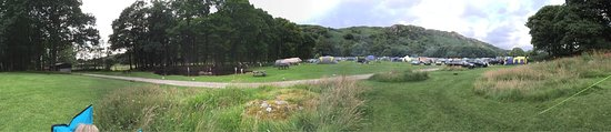 Eskdale, UK: Stayed here with my daughter. The campsite was very busy but everything seemed to run & work per