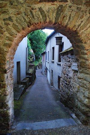 Mazamet, Francia: Hautpoul
