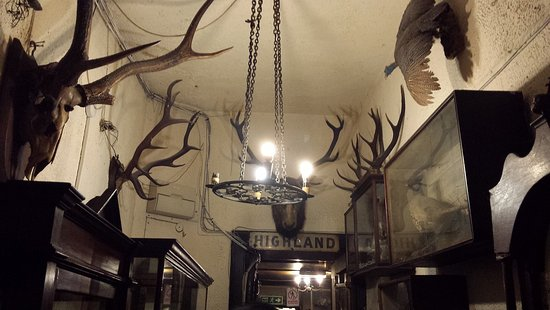 The Drovers Inn >> The Drovers Inn North Loch Lomond The Drovers Inn Arrochar