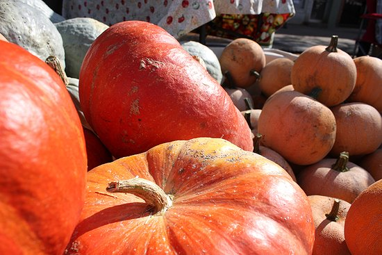 Moscow, ID: Pumpkins