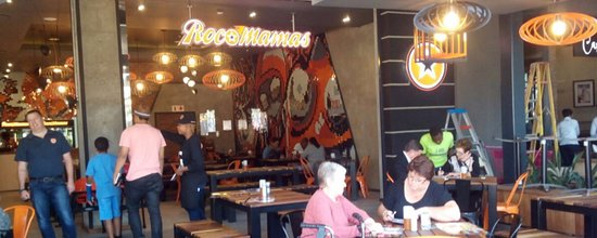 Midrand, South Africa: Inside RocoMamas