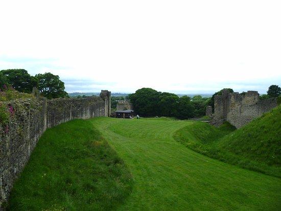 Pickering Castle Bailey